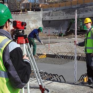 construction laser hire